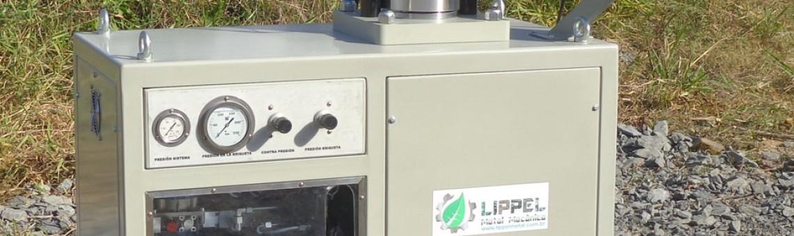 Briquetadeira de Laboratório LB-32